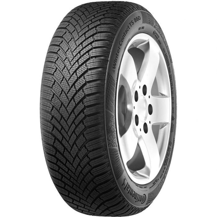 CONTINENTAL   205/55 R16 91 T M+S WINTER CONTACT TS 860