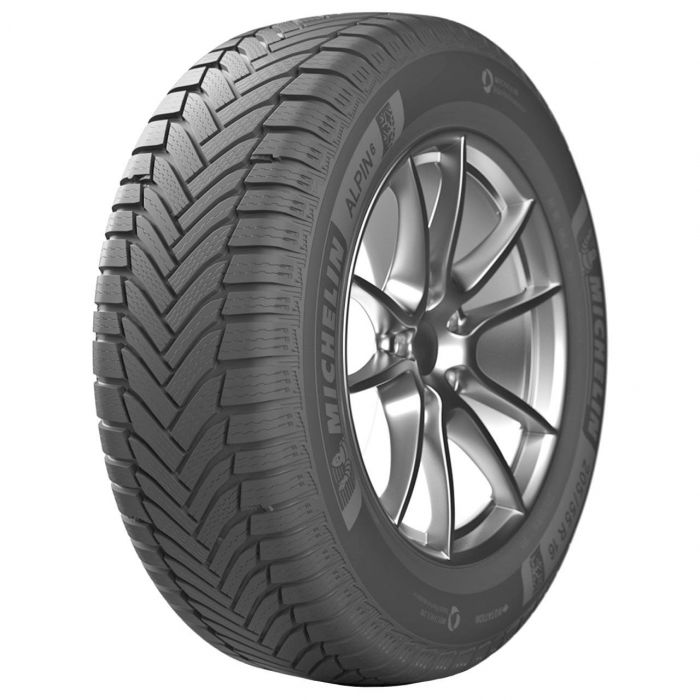 MICHELIN      205/55 R16 91 T M+S ALPIN 6