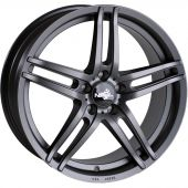 NB-WHEELS NB3 8X18 5X108 ET45 72.6 BLACK  KBA-47905 M+S