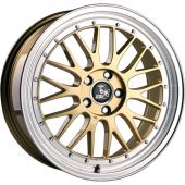ULTRA WHEELS UA3 8.5X20 5X112 ET45 66.5 GOLD