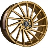 ULTRA WHEELS UA9 8.5X19 5X108 ET45 72.6 GOLD   M+S